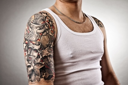 skin types and tattoo removal